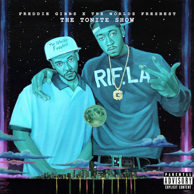 Freddie Gibbs x The Worlds Freshest - The Tonite Show