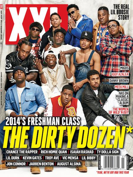 2014 XXL Freshman