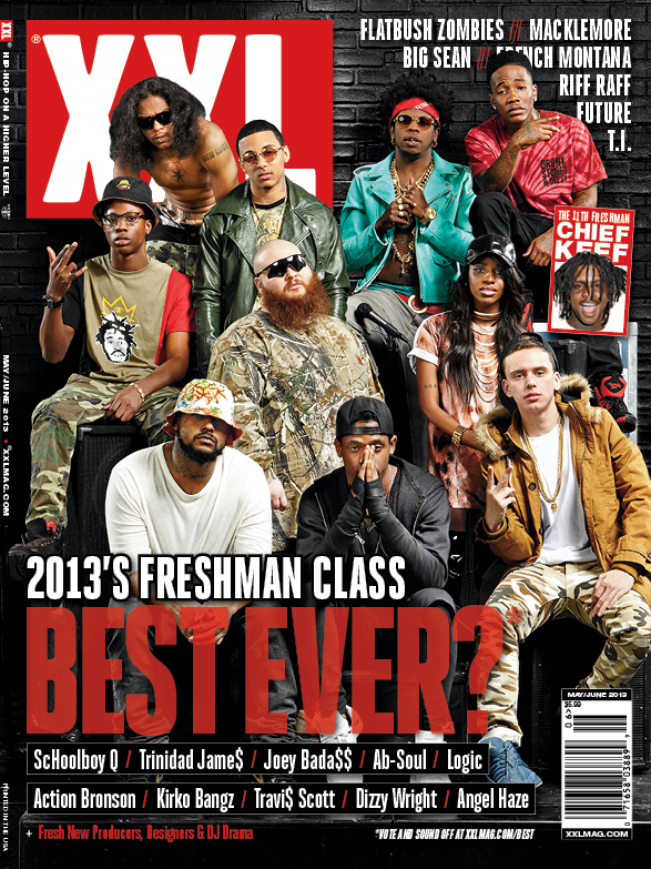 Read - XXL to Announce 2014 Freshman Class